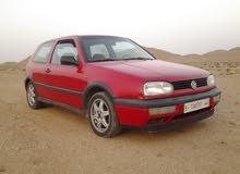 Volkswagen Golf car for sale 1997 in Mizdah city
