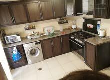 شقة مفروشة للبيع بالرابية 135 متر تصلح للاستثمار او سكن مؤجره بعقد سنوي جديد