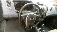 Kia Cerato 2012 For sale - Silver color