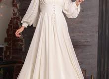 فستان صاحبة الجلاله