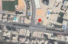 اراضي تجارية للبيع على شارع الشيخ خليفة بن زايد-قلب عجمان-تملك حر