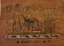 رسومات مصرية قديمة