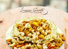 Dried fruits, Nuts Premium quality