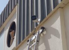 كاميرات مراقبة و أنظمة صوتية
