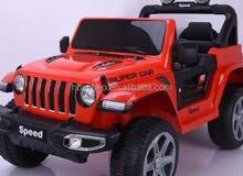 سيارة jeep للأطفال