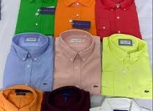 Lacoste & Ralph Lauren & GANT shirts