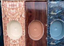 المعمل الايطالي لبيع المرمر الصناعي بكافه انواعه سنك مرمر سطحه مرمر ميز طعام