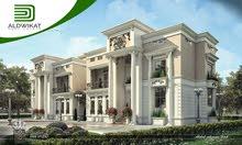 فيلا شبه قصر رائعه جدا للبيع في منطقة الرابية المساحه الأرض 1750 م البناء 1500 م