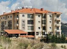 شقة للبيع في  لبنان في مدينة عاليه