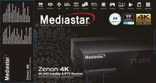 رسيفر MediaStar Zenon 4K - ميديا ستار زينون