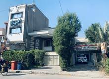 ارض للبيع زيونه محلة 714 شارع عريض ورصيف اكثر من 8 متر