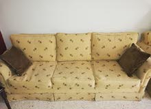 Available for sale in Amman - Used Sofas - Sitting Rooms - Entrances
