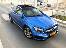 Mercedes Benz GLA car is available for sale, the car is in Used condition