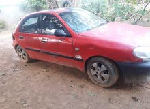 2001 Used Lanos with Automatic transmission is available for sale