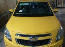 Automatic Yellow Chevrolet 2016 for sale