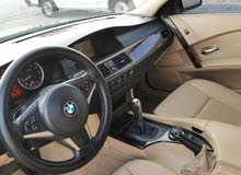 Used condition BMW 523 2007 with 1 - 9,999 km mileage