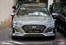 Hyundai Sonata 2018 For sale - Grey color