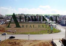 ارض مميزه للبيع في شفا بدران بالقرب من جامعة العلوم التطبيقية المساحة 961 م