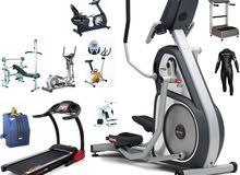 نشتري المعدات الرياضية المستعملة والبلياردو والجطوني الايطالي