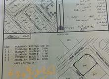 ارض سكنية للبيع نزوى