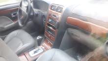 سياره نوع هونداي قرند  XG30 مسمع فيه برنزيلي  بسبب تغيير الزيت وللاتص0928989233