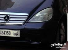 Mercedes Benz A 160 car for sale 2008 in Tripoli city