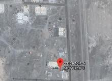 الخوض الخامسه - حي الكوثر (بداية المخطط و على شارع قار و وسط العمران و البيوت)