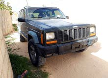 Manual Jeep 2000 for sale - Used - Misrata city