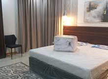 شقة للايجار في البسيتين شامل فرش كامل