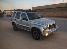 Jeep Liberty made in 2004 for sale