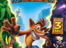 مطلوب crash bandicot
