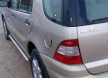 للبيع جيب مرسيدس mL350 موديل 2004