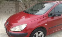2005 Used 307 with Manual transmission is available for sale
