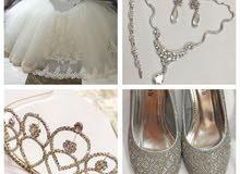 فستان للبيع او للايجار