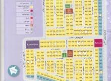 ارض للبيع في مخطط التيسير امتداد شارع فلسطين
