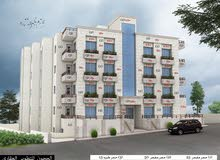 apartment First Floor in Amman for sale - Al Urdon Street