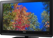 تلفزيون سوني Bravia شاشة مسطحة 36 بوصة