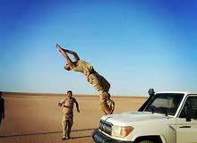 تدريب باركور وجمباز ولياقه بدنيه في الاماكن العامة والمفتوحة   جميع مناطق الكويت
