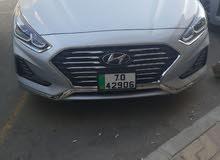 Renting Hyundai cars, Ioniq 2018 for rent in Amman city