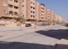 شقة للبيع بكمبوند طيبة جاردنز  140 متر دور ارضي