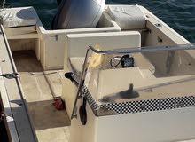 قارب امريكي مستعمل