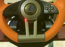 STEERING WHEEL FOR PS4