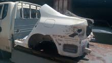 فخذة يسار تيوتا كارولا الدار 2008 اللون أبيض