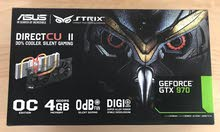 GPU Asus Strix Geforce GTX 970