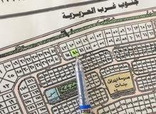 الشرقيه ارض للبيع 1200 مساحتها