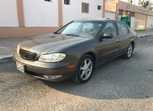 Used condition Nissan Maxima 2004 with +200,000 km mileage