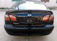 Manual Black Nissan 2002 for sale