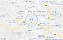 شقه للبيع مساحه 70م طابق ثاني استثمارية خلف شو حلو واشاره الإسكان
