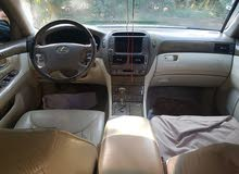 Gasoline Fuel/Power   Lexus LS 2003