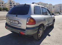 Automatic Silver Hyundai 2002 for sale